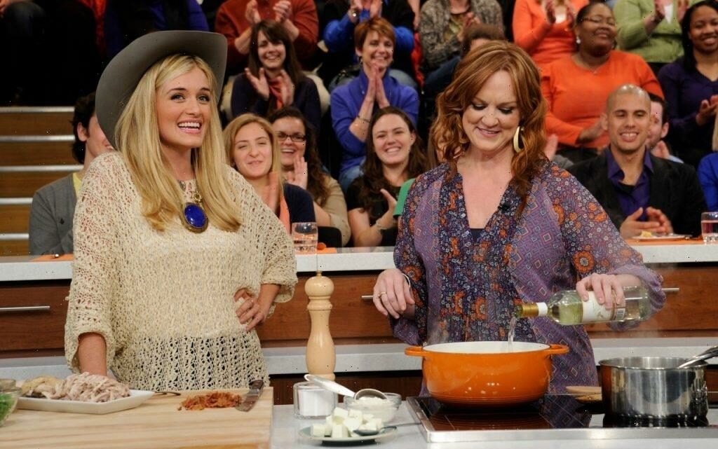 'The Pioneer Woman': Ree Drummond Explains Why She Loves Church Potlucks
