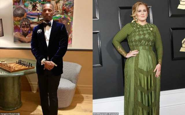 Adele Caught Getting 'Flirty' With Rich Paul During Dinner Date in New York City