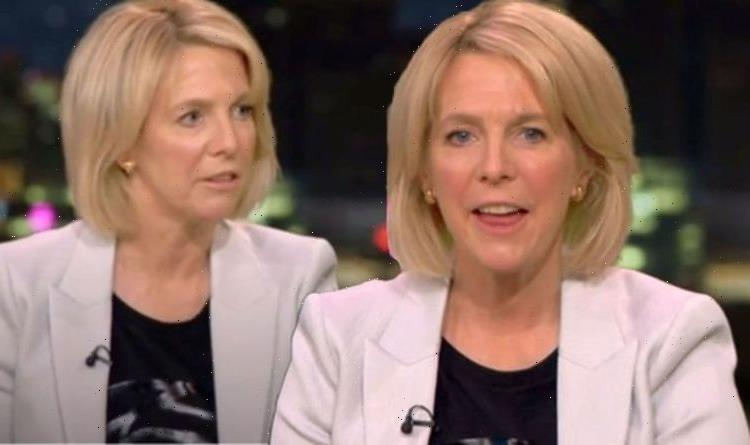 Ageless Hazel Irvine, 56, causes a stir with viewers as she fronts BBC's Olympics coverage