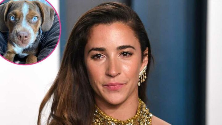 Aly Raisman Loses Dog Mylo During Independence Day Weekend