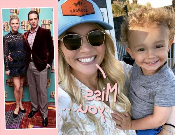 Amanda Kloots Posts Emotional Tribute To Late Husband Nick Cordero On 1-Year Anniversary Of His Death