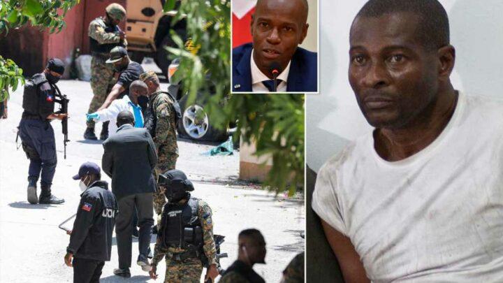 American suspect in Haiti president's assassination was 'confidential' DEA source