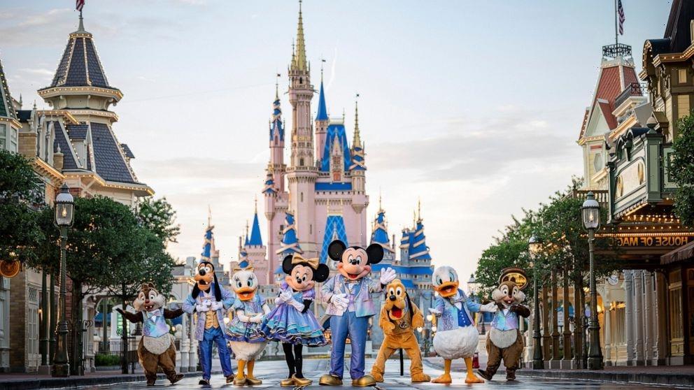 Animatronic Biden joining Hall of Presidents at Disney World