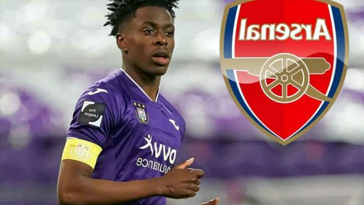 Arsenal 'hope to complete £18m Albert Sambi Lokonga transfer before jetting out to Florida for US camp'