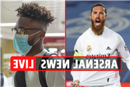 Arsenal transfer news LIVE: Ramos shock interest, Ben White latest, goodbye Guendouzi, Nuno Tavares move near completion