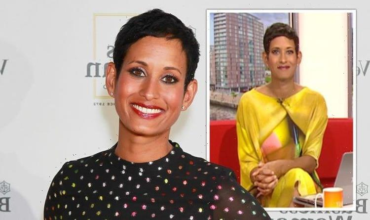 BBC licence fee holders furious as Naga Munchetty lands 30% pay rise 'Can't believe it!'