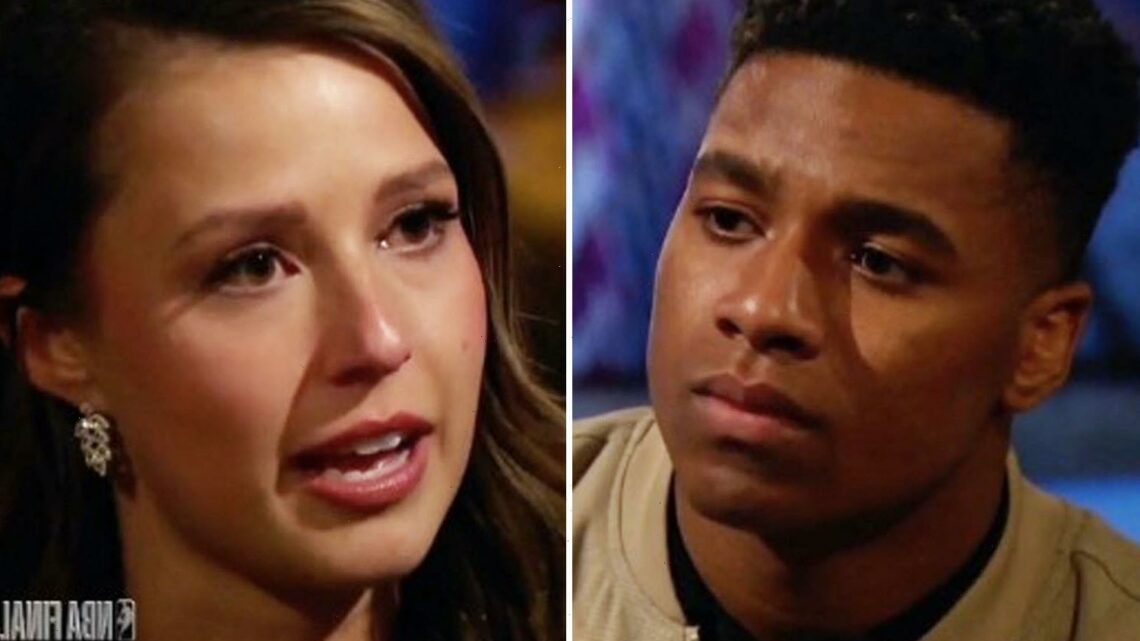 Bachelorette fans praise Katie Thurston and Andrew Spencer's 'important' talk about race after Chris Harrison scandal