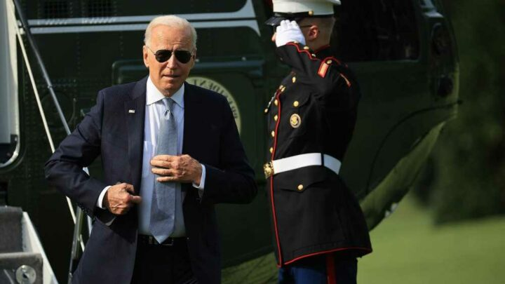 Biden meeting with host of lawmakers to push infrastructure proposal