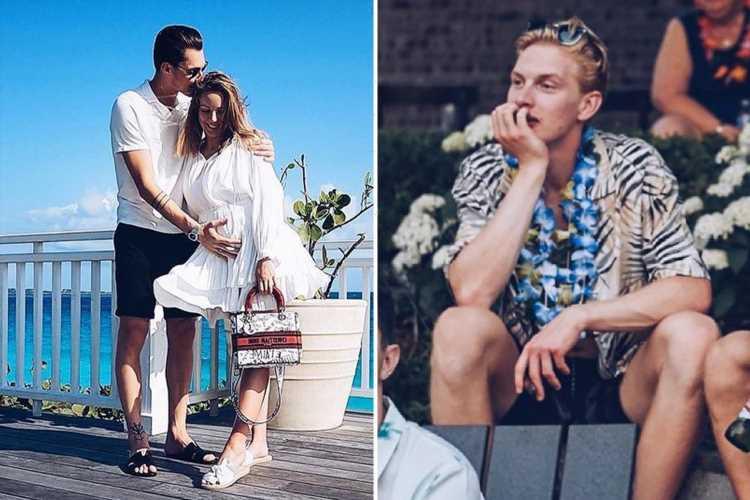 Blue Jackets goalie Matiss Kivlenieks saved teammate and pregnant woman from firework that killed him