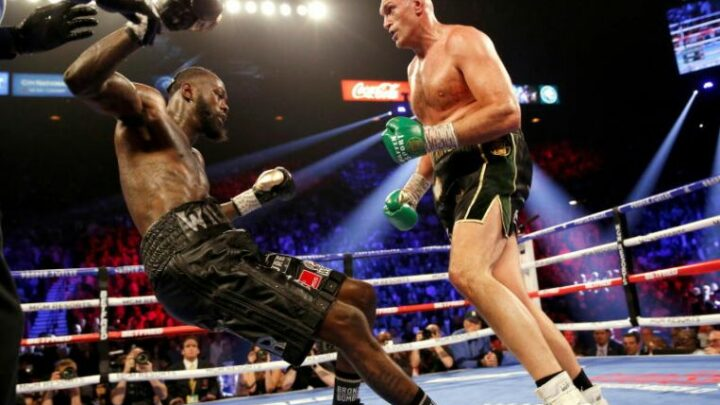 Boxing: Fury-Wilder heavyweight fight postponed over Covid outbreak, says WBC