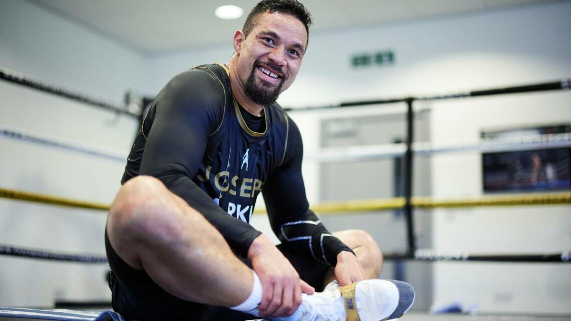 Boxing: Joseph Parker breaks silence on being named in connection to drug case