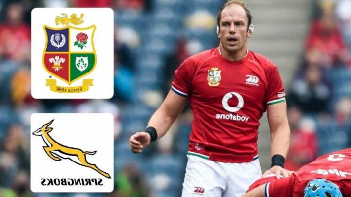 British and Irish Lions 2021 tour fixtures, dates, TV channels with South Africa Test up NEXT