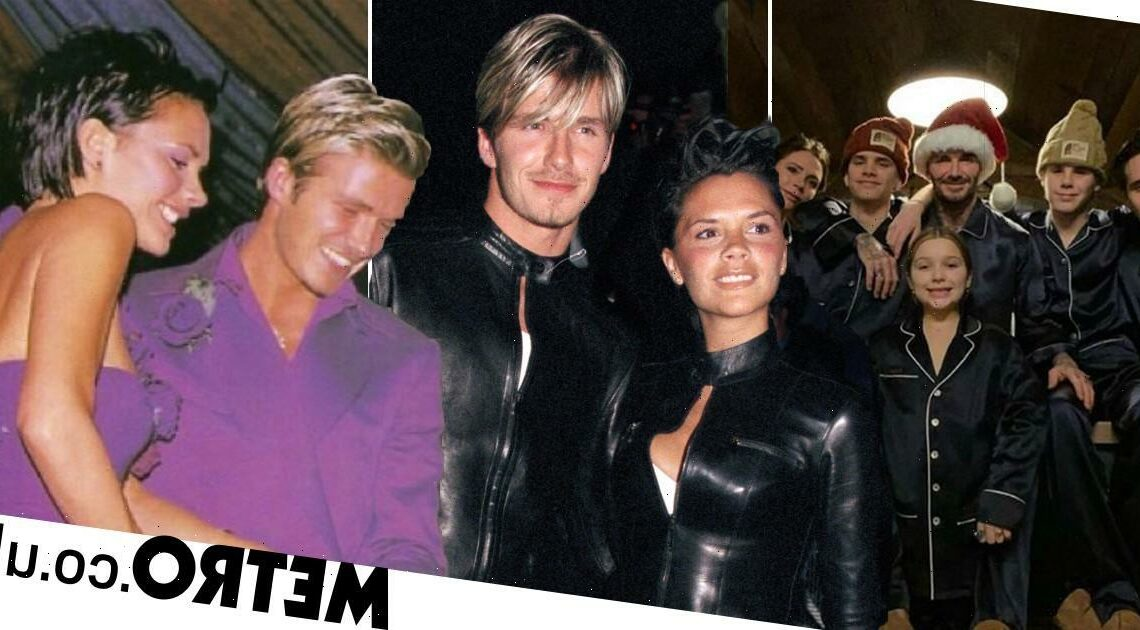Can you believe Victoria and David Beckham have been married 22 years?