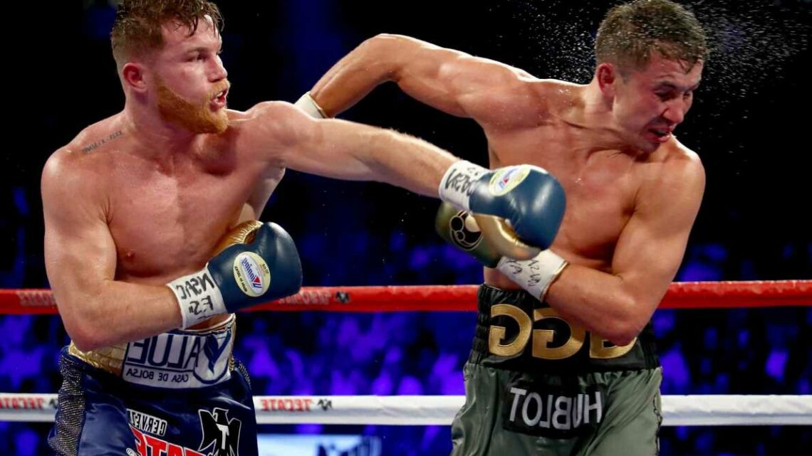 Canelo Alvarez could fight Gennady Golovkin next in epic trilogy if Mexican P4P star fails to secure Caleb Plant deal