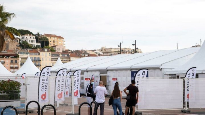 Cannes Film Festival On-Site Covid Testing Hits Early Snag
