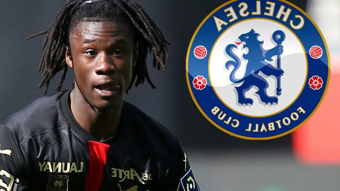 Chelsea 'make contact' over Eduardo Camavinga transfer as they join Man Utd in race for Rennes wonderkid