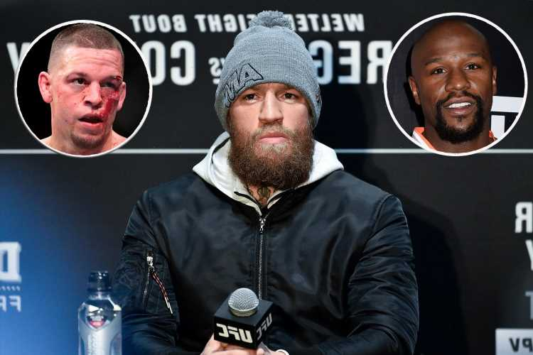 Conor McGregor's UFC opponents reveal how hard the Irishman hits and discuss his brutal power in the octagon – The Sun