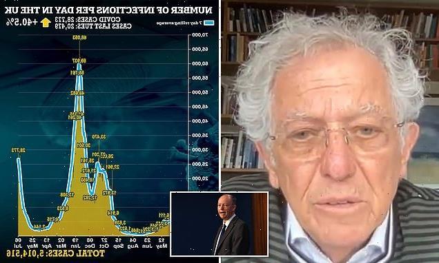 Covid UK: Ex-Chief Scientific Adviser warns ditching lockdown is risky