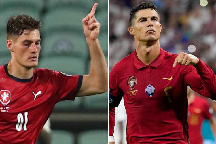 Cristiano Ronaldo on course to win Euro 2020 Golden Boot despite being out after Patrik Schick's Czech Republic KO'd