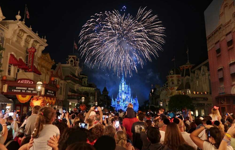 Disney World pulls classic 'boys and girls' greeting to be 'inclusive'