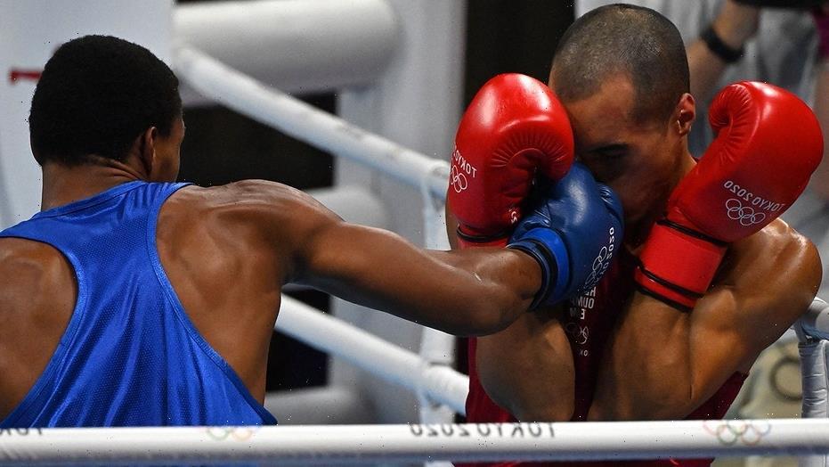 Dominican Republic's Euri Cedeno Martinez defeats Olympics opponent in 67 seconds