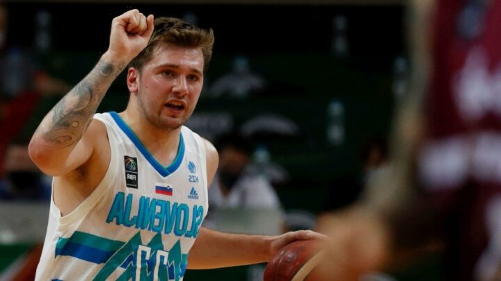 Doncic, Slovenia reach final, eye Olympics berth
