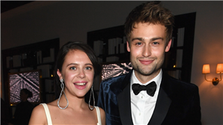 Douglas Booth and Bel Powley Are Engaged