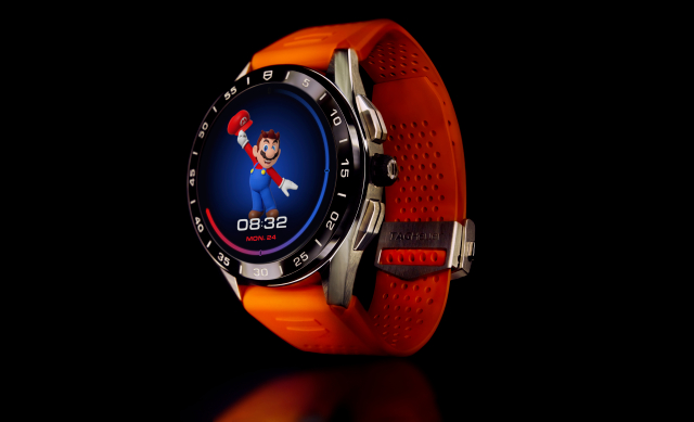 EXCLUSIVE: Tag Heuer to Launch Super Mario Connected Watch