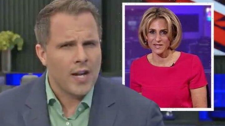 'Emily Maitlis thinks she's above rules' Dan Wootton attacks BBC journalist's impartiality