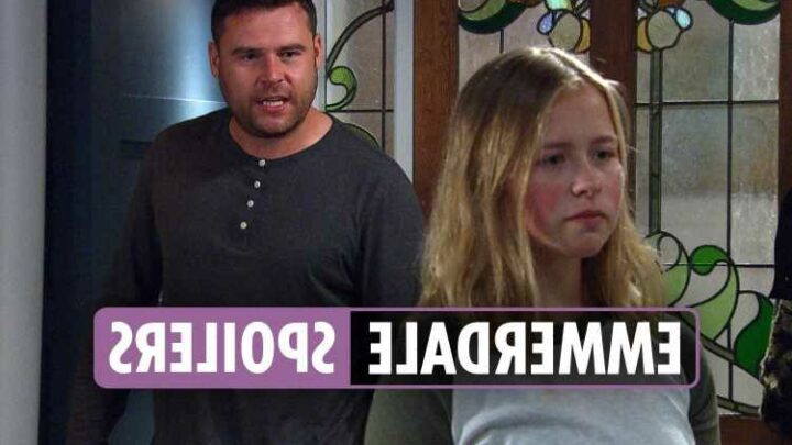 Emmerdale spoilers: Ben struggles to cope with his alcoholic dad as his secret is revealed