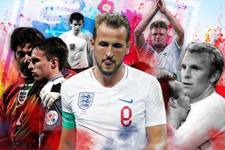 England's dreadful semi-final record revealed as Three Lions gear up for Euro 2020 showdown against Denmark
