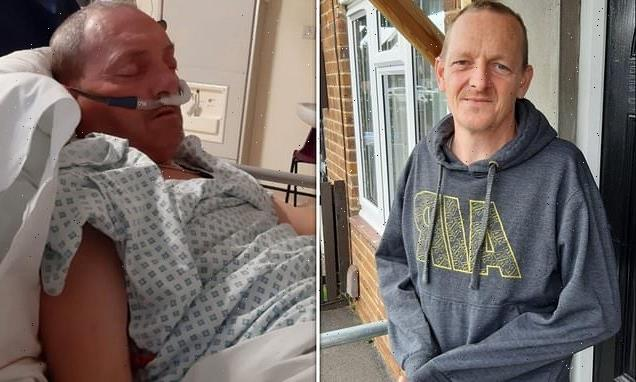Family find man lying in pool of urine at supported living home