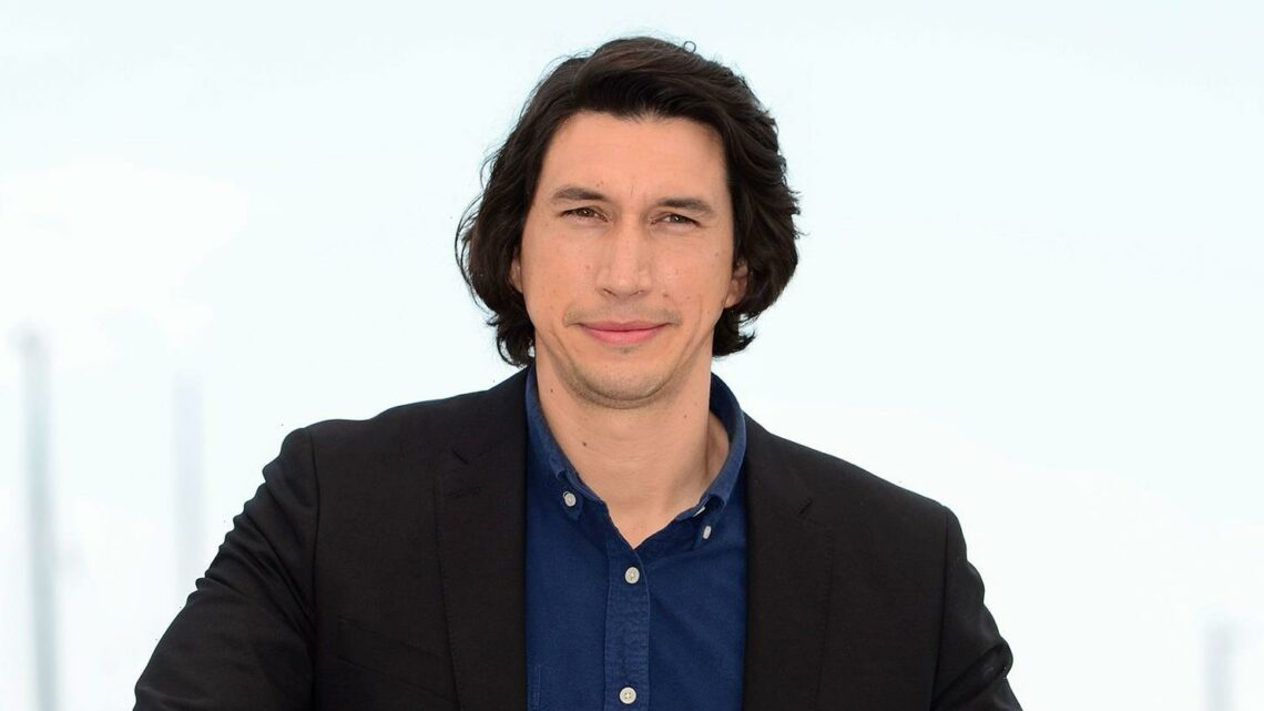 Fans Lose It Over Shirtless Adam Driver Transforming Into a 'Sexy Centaur'
