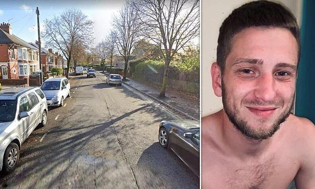 Father died when he jumped from moving car after arguing with partner