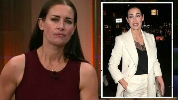GB News: Kirsty Gallacher admits 'I've been told off so many times' over Covid rules