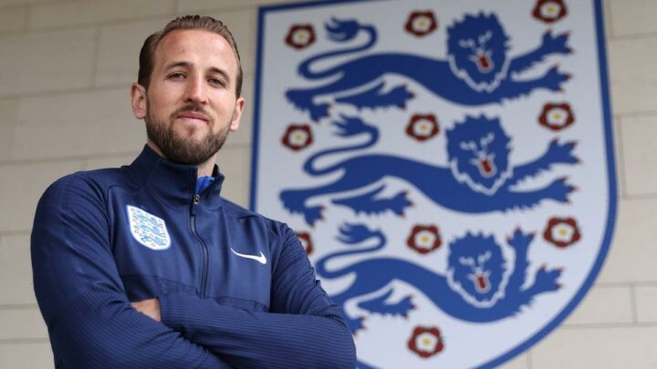 Harry Kane: The making of an England captain