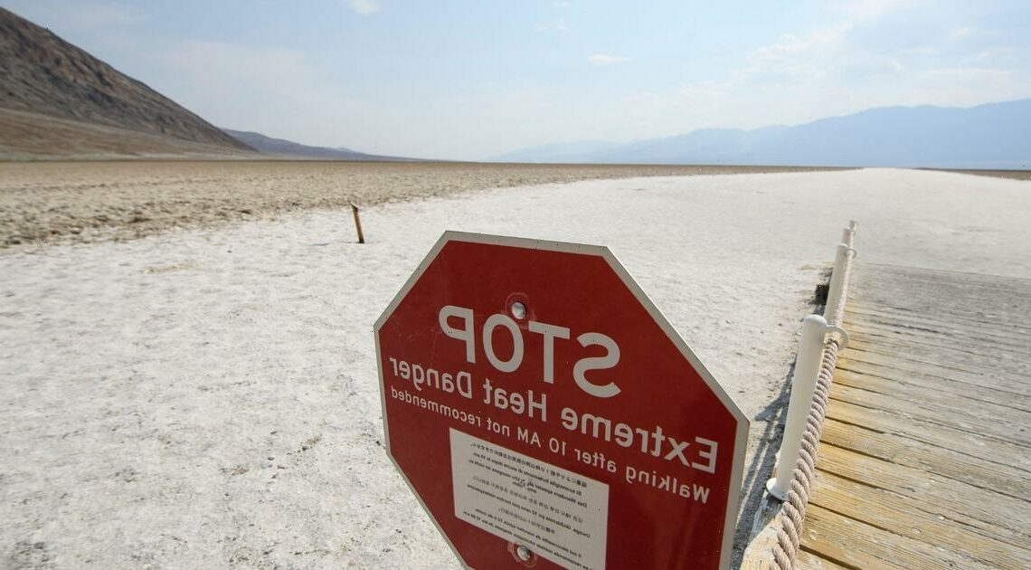 Hiker found dead in Death Valley National Park