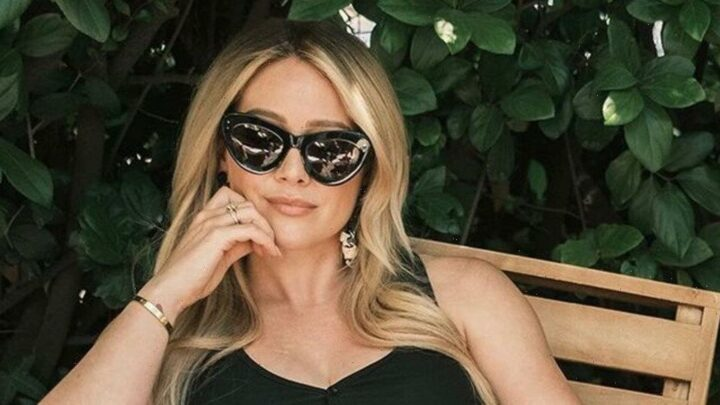 Hilary Duff's Hair Is Green Now — But Not on Purpose