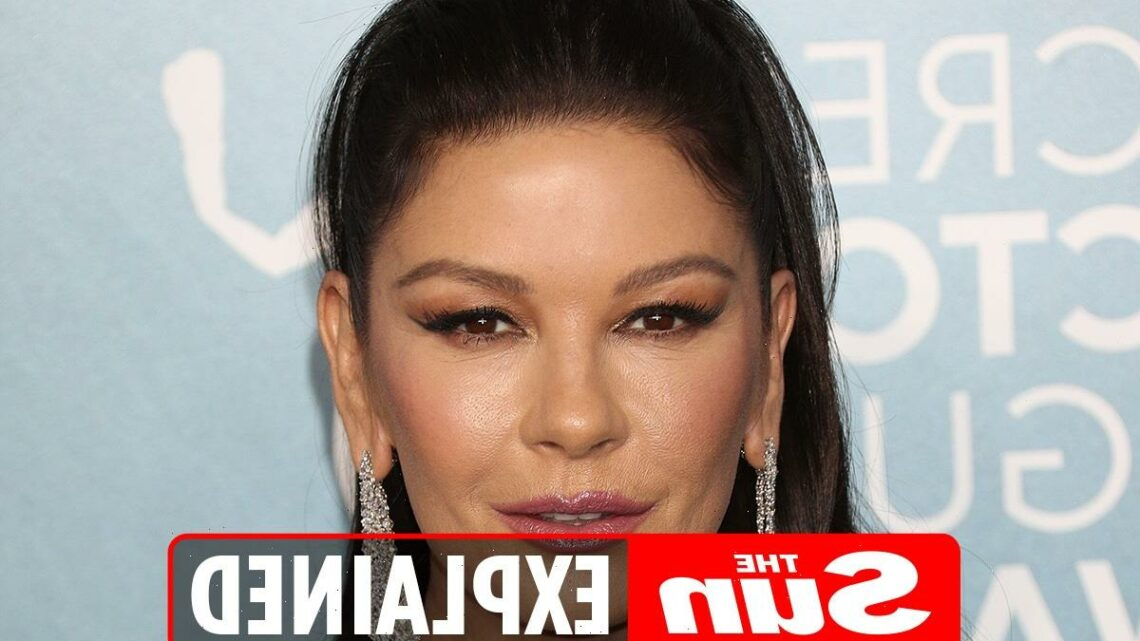 How old is Catherine Zeta-Jones? – The Sun