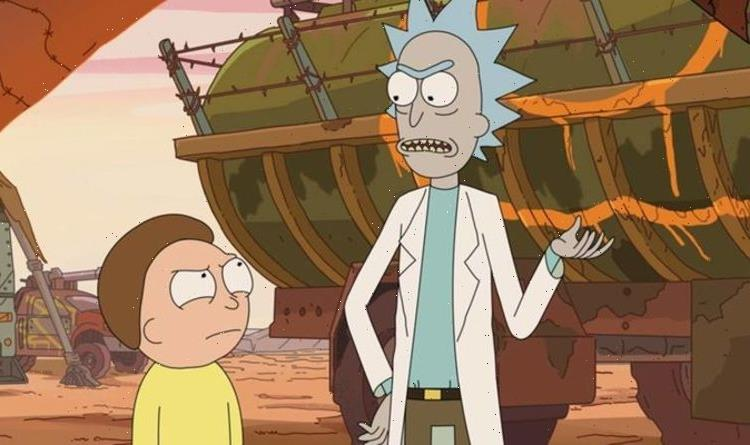 How tall is Rick from Rick and Morty?