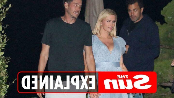 Is Paris Hilton pregnant?
