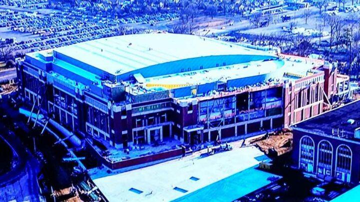 Islanders will open new arena on Nov. 20 vs. Flames