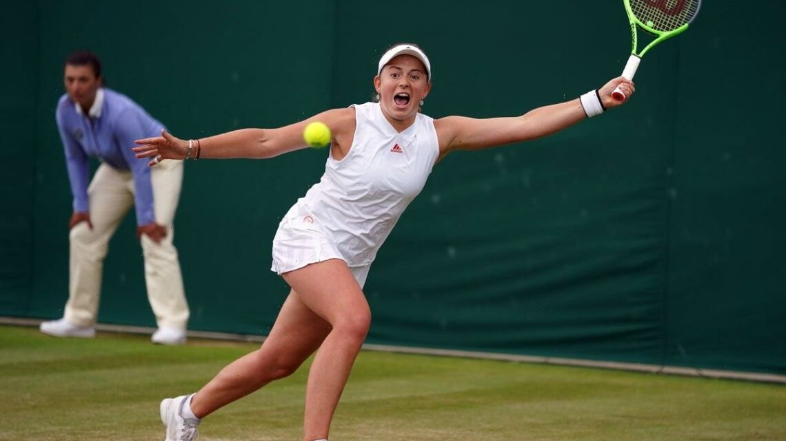 Jelena Ostapenko and Ajla Tomljanovic disagree on medical timeout at Wimbledon