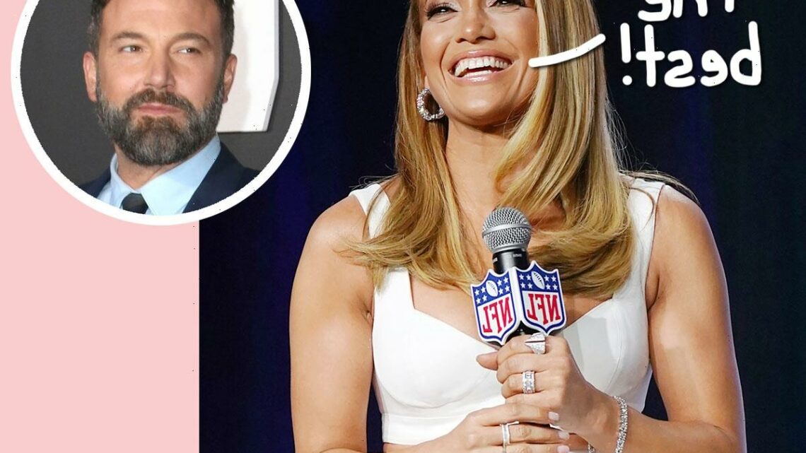 Jennifer Lopez Says This Is 'The Best Time Of My Life' As Ben Affleck Romance Continues To Heat Up!