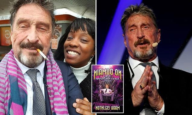 John McAfee's widow denies he was suicidal over losing $100m fortune