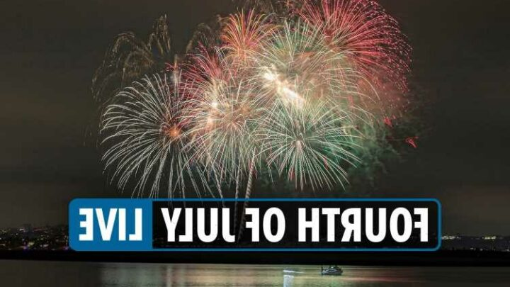 July 4th LIVE: Millions of Americans search for firework shows, parades, & BBQs near for Independence Day celebration