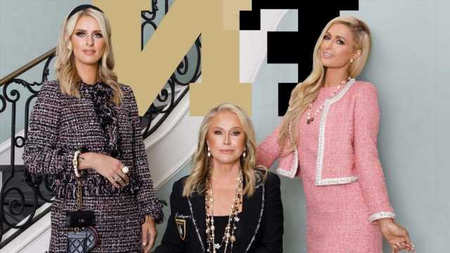 Kathy Hilton on When She'd Ask Paris and Nicky to Be on 'RHOBH'