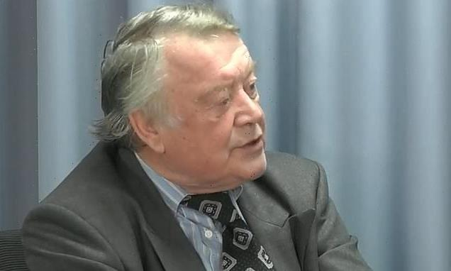 Ken Clarke apologises for 'combative behaviour' at blood inquiry