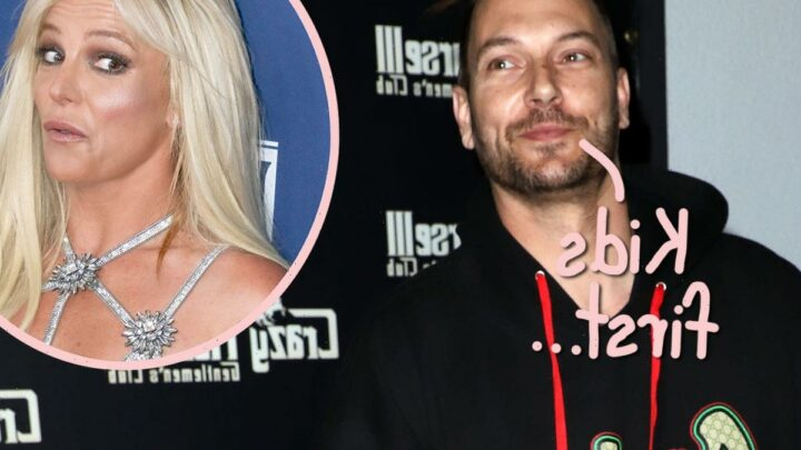 Kevin Federline Doubles Down On Not Being Involved In Britney's Conservatorship, Says He Never Used Their Kids As 'Pawns'