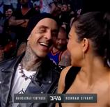 Kourtney Kardashian & Travis Barker Taunt Shanna Moakler With MAJOR PDA at Conor McGregor Fight!
